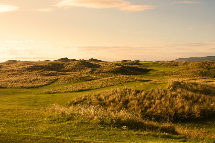 Machrihanish 8th Hole
