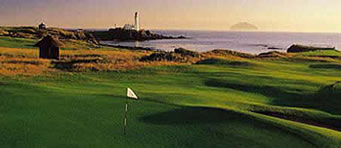 Golf -turnberryailsa